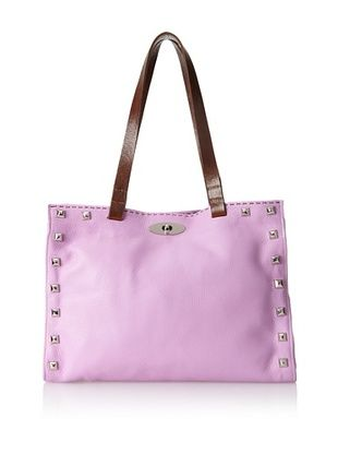 60% OFF Carla Mancini Women's Lindsey Tote Bag, Spring Orchid