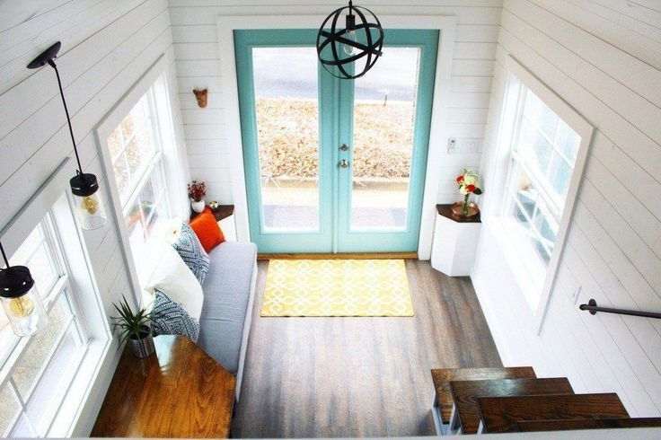 "We are Mustard Seed Tiny Homes – luxury tiny house builders based outside of Atlanta, GA – and this is ""Sprout""! We built this home with top of the line materials, full sized appliances, and excellent craftsmanship. Subscribe to Tiny House Listings on YouTube for lots of upcoming tiny house video tours here. 285 square feet…"