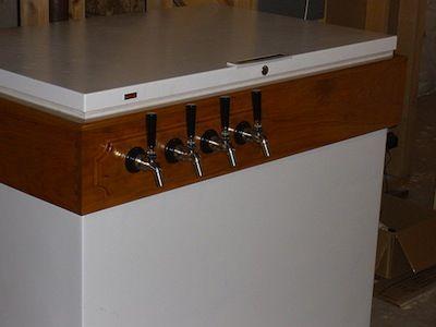 wiring diagram for keg beer 10 best keezer designs images on pinterest freezer     beer     10 best keezer designs images on pinterest freezer     beer