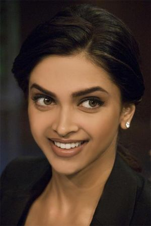 Deepika Padukone Black