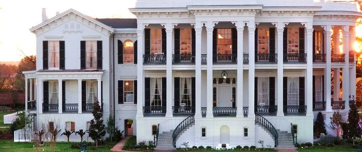 Nottoway Plantation. This was our first choice for our wedding location!