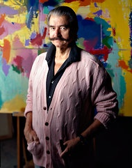 LeRoy Neiman, Artist Who Captured Sports and Public Life, Dies at 91 - NYTimes.com