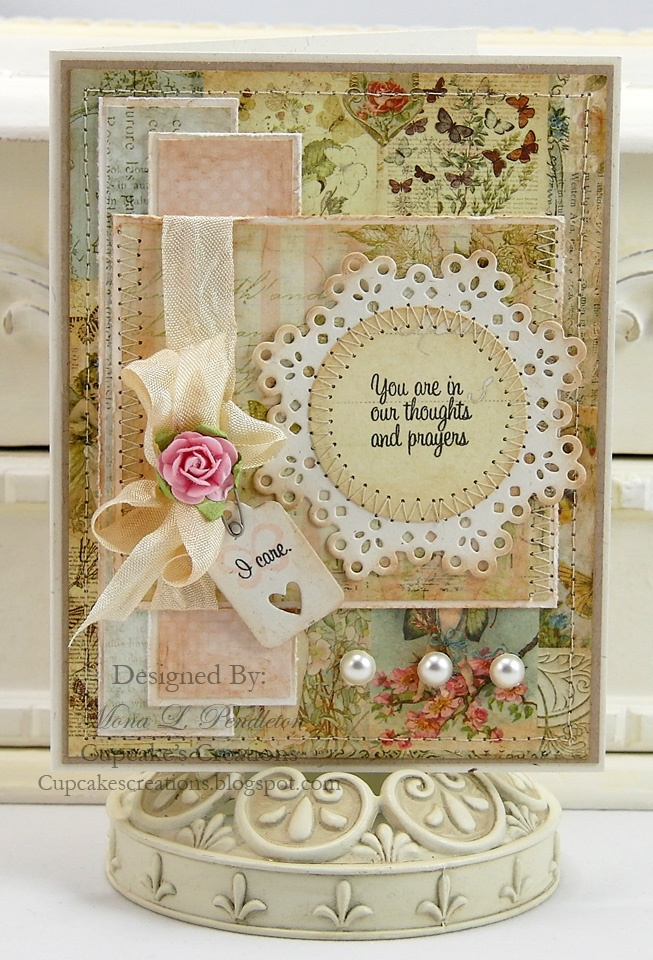 I care by Westies Cards and