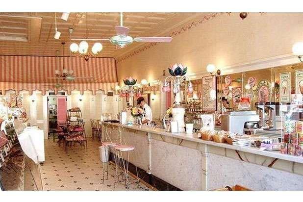 Aglamesis Brothers ~ Ice Cream Parlor (Cincinnati, Ohio)