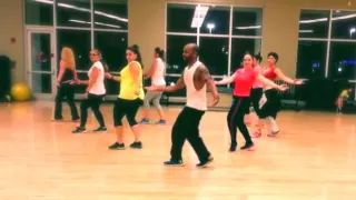 La Gozadera Gente De Zona ft Marc Anthony zumba - YouTube
