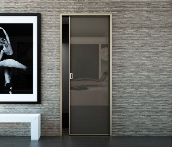 Alien | Slide-in-Wall Doors | Aico Design. Check it out on Architonic