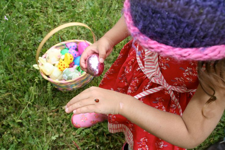 Easy and Healthy Easter Basket Alternatives - Stone Soup - April 2014