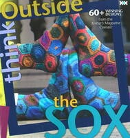 Worth it for the Hexagon socks alone! #sock knitting