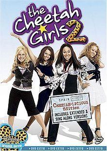 The Cheetah Girls 2 (2006). Starring: Raven-Symone, Adrienne Bailon, Sabrina Bryan and Kiely Williams