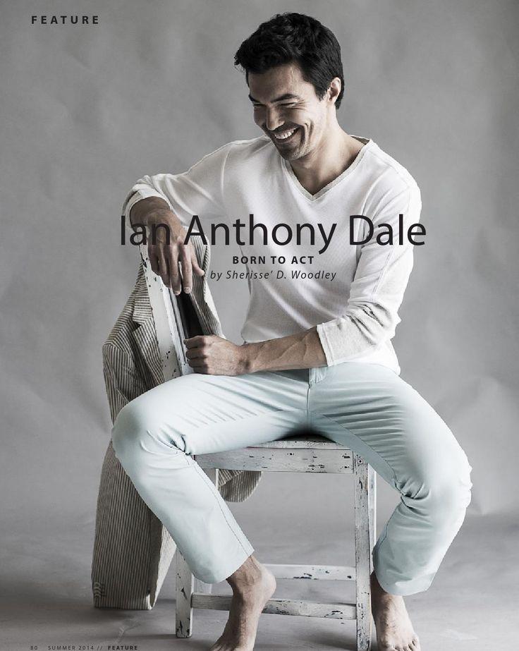 Ian Anthony Dale #ClippedOnIssuu from THRIFTY HUNTER MAGAZINE SUMMER 14