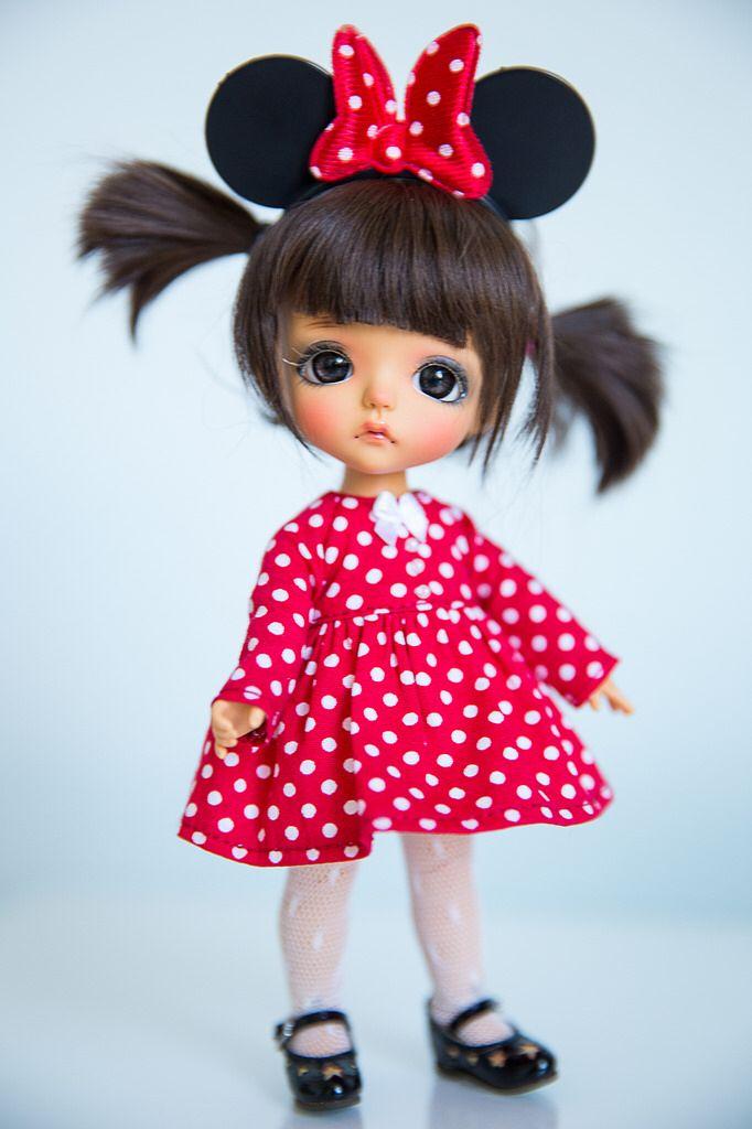 Lati SBelle Minnie Mouse
