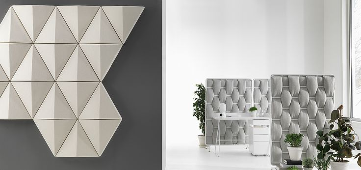 Βits Wall Soundabsorbing Panels