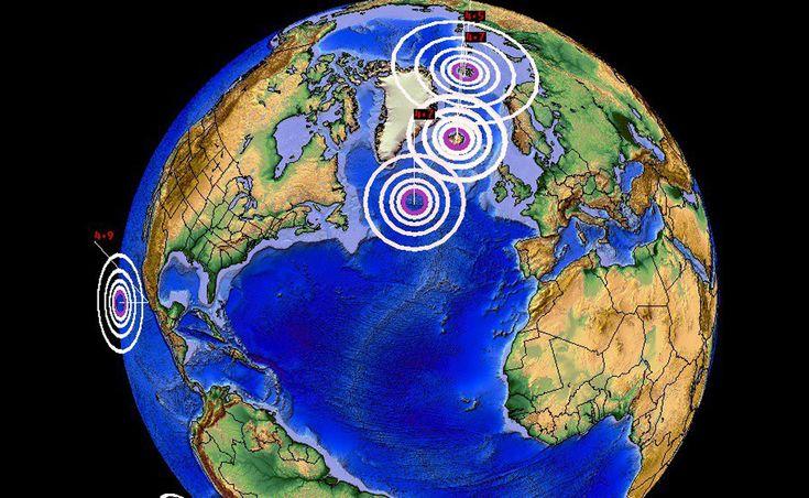 Северный полюс перемещается. Что нам грозит?