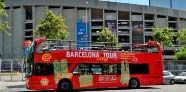 Barcelona Tours | Hop-On, Hop-Off Bus