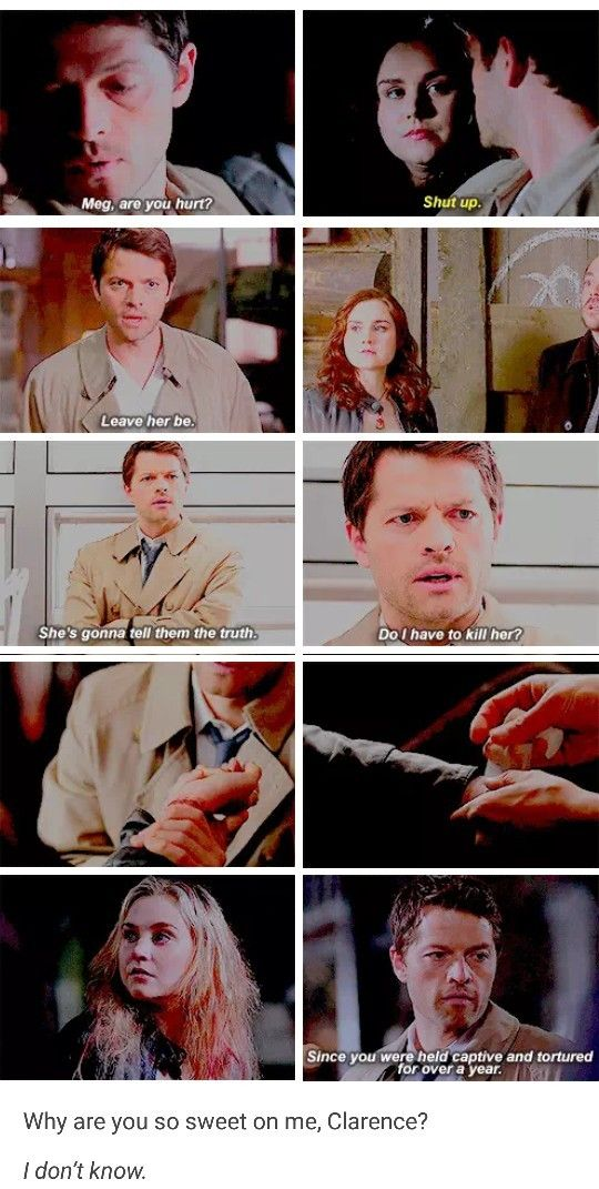 Cas loved her and no one can tell me otherwise.  He asks if she's hurt. Tells Crowley to leave her be (when she looks at him I am shooketh). And when he asks Naomi if he has to kill her, he's in so much pain.