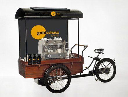 Barista Kaffeefahrrad Coffeebike mieten Messe Event Köln Bonn Düsseldorf Essen Frankfurt