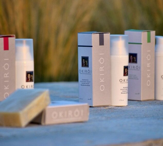 "Okiroi skincare products with moisturising, healing and anti-oxidant qualities, ""borrowed"" their name from the mythological figure Okiroi, who was the daughter of the wise teacher, warrior and healer centaur Chiron, and heiress to his therapeutic wisdom. Mythical yet tragic figure, Okiroi, according to the myth, denied the love of God Apollo, who then transformed her into a mare or donkey. #okiroi #myth #storytelling #donkey #milk #cosmetics #beauty #skincare #greek #natural #products"