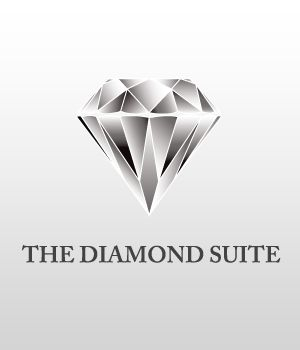 Diamond Suite Logo design.
