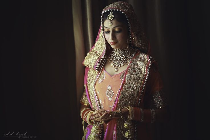 Gorgeous bride! ASHISH LANGADE PHOTOGRAPHY, Pune  #weddingnet #wedding #india #punewedding #indian #indianwedding #weddingphotographer #candidphotographer #weddingdresses #mehendi #ceremony #realwedding #lehenga #lehengacholi #choli #lehengawedding #lehengasaree #saree #bridalsaree #weddingsaree #indianweddingoutfits #outfits #backdrops  #bridesmaids #prewedding #photoshoot #photoset #details #sweet #cute #gorgeous #fabulous #jewels #rings #tikka #earrings #sets #lehnga #love #inspiration