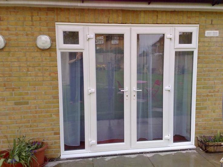 Best 25 upvc french doors ideas on pinterest upvc patio doors upvc external doors and upvc for How to install upvc french doors exterior