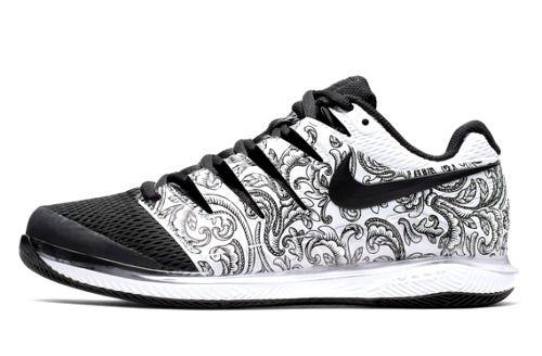 Nike Air Zoom Vapor X Womens Tennis Shoes 11.5 White Black