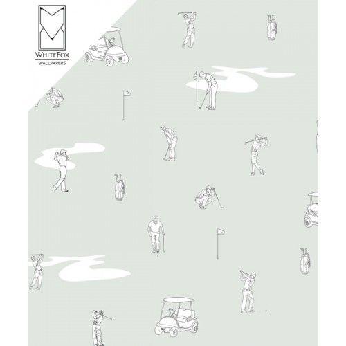 Wallpaper #Golf grey grass by White Fox