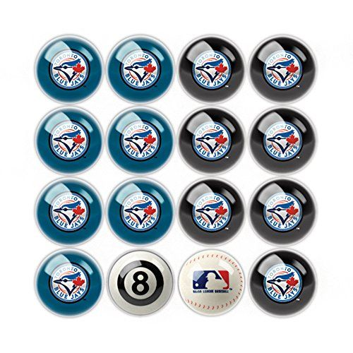 Toronto Blue Jays Pool Table Cover