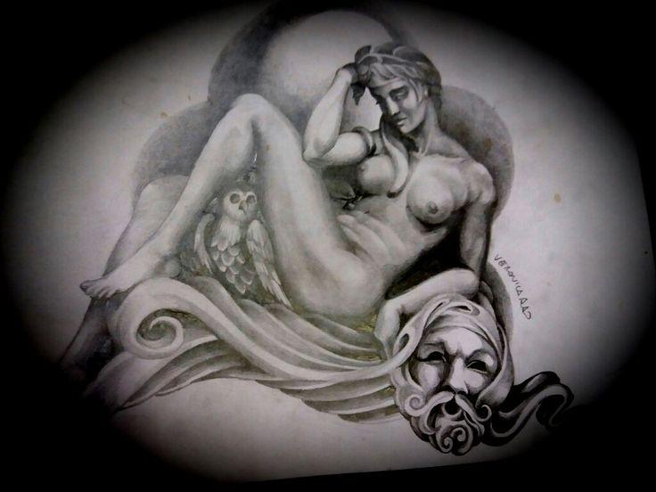 Disegno scultura