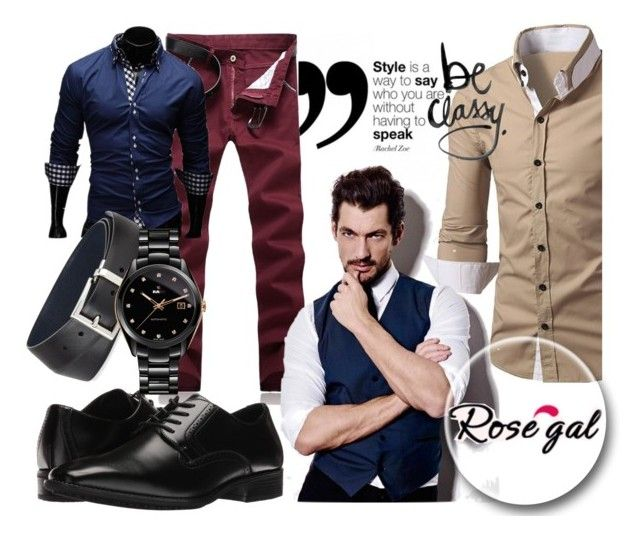 """Classy men 4."" by merimaa997 ❤ liked on Polyvore featuring Christian Dior, Stacy Adams, Prada, Rado, CAbi, men's fashion and menswear"
