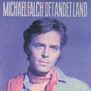 """Min første CD. Det Andet Land med Michael Falch.   Albummet kostede 205 kroner i 1986, og indeholder Falch klassikere som """"Ud af mørket"""" og """"I et land uden høje bjerge."""