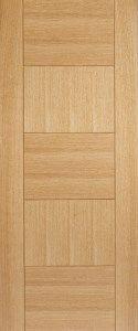 Quebec Oak Internal Door #internaldoors