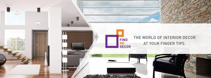 The World Of Interior Decor, At Your Finger Tips - https://findmedecor.com/