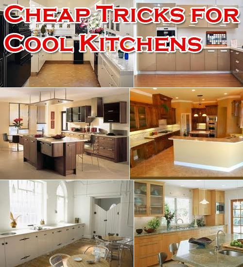 17 best images about kitchen ideas on pinterest for Simple and cheap kitchen design