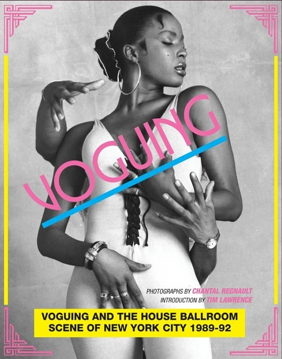 The Soul Jazz Records (Official Page) 'VOGUING' book is fabulous! Voguing and the House Ballroom Scene of New York City  1989-92, features hundreds of stunning photographs. We want to watch Paris Is Burning again immediately