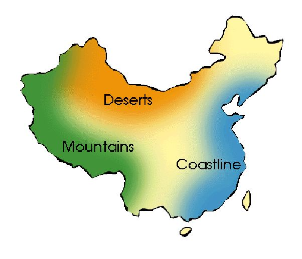 Geography - Ancient China for Kids