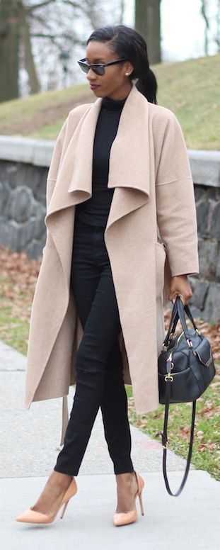 I love this two-tone look