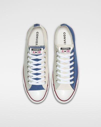 523a3cb1fc Chuck Taylor All Star Denim Navy/Vintage White/Gym Red | clothes in ...