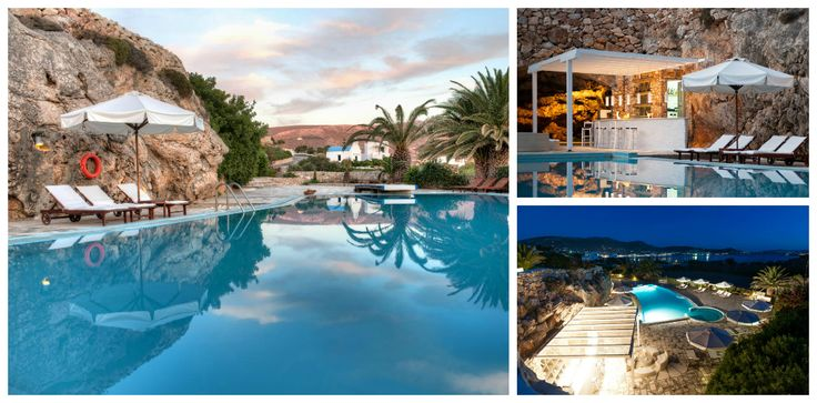 #Paros Agnanti hotel beautiful pool hotels around Greece Οι πιο εντυπωσιακές πισίνες ξενοδοχείων στην Ελλάδα… #checkin #trivago