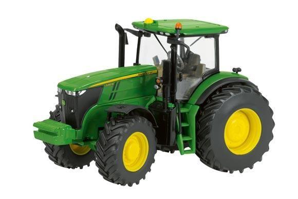 Miniatura tractor JOHN DEERE 7280R  #miniatura #coleccionista  #juguetes