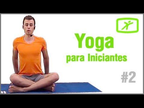 Yoga para Iniciantes - Aula #2