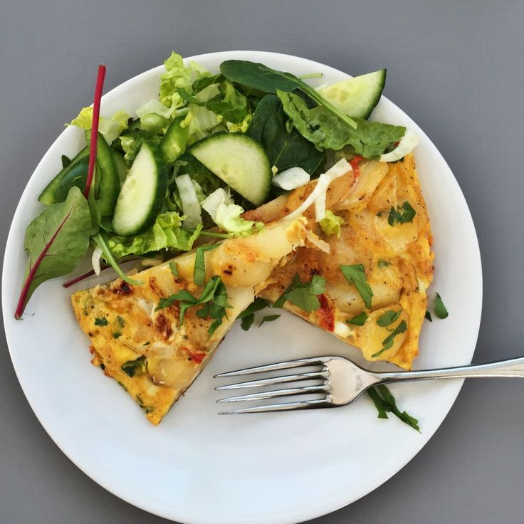Denver Omelet Salad Recipe: 25+ Best Ideas About Spanish Omelette On Pinterest