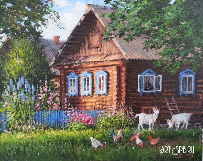 Олег Пятин
