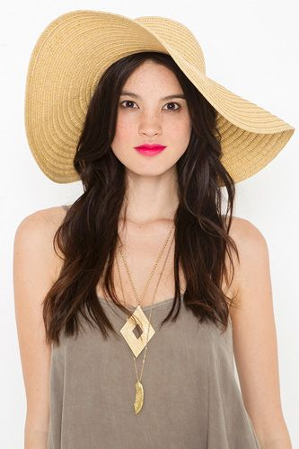 Some portable shade for your day at the beach!: