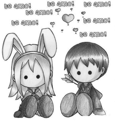 Dibujos De Amor Animation Anime Ecards Funny
