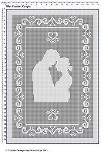 Couple $5 pattern