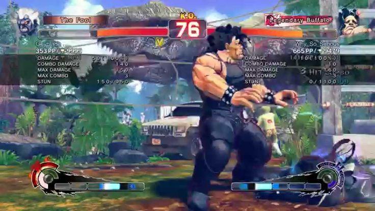 Ultra Street Fighter IV battle: Hugo Problem. #USFIV #USF4 #Steam