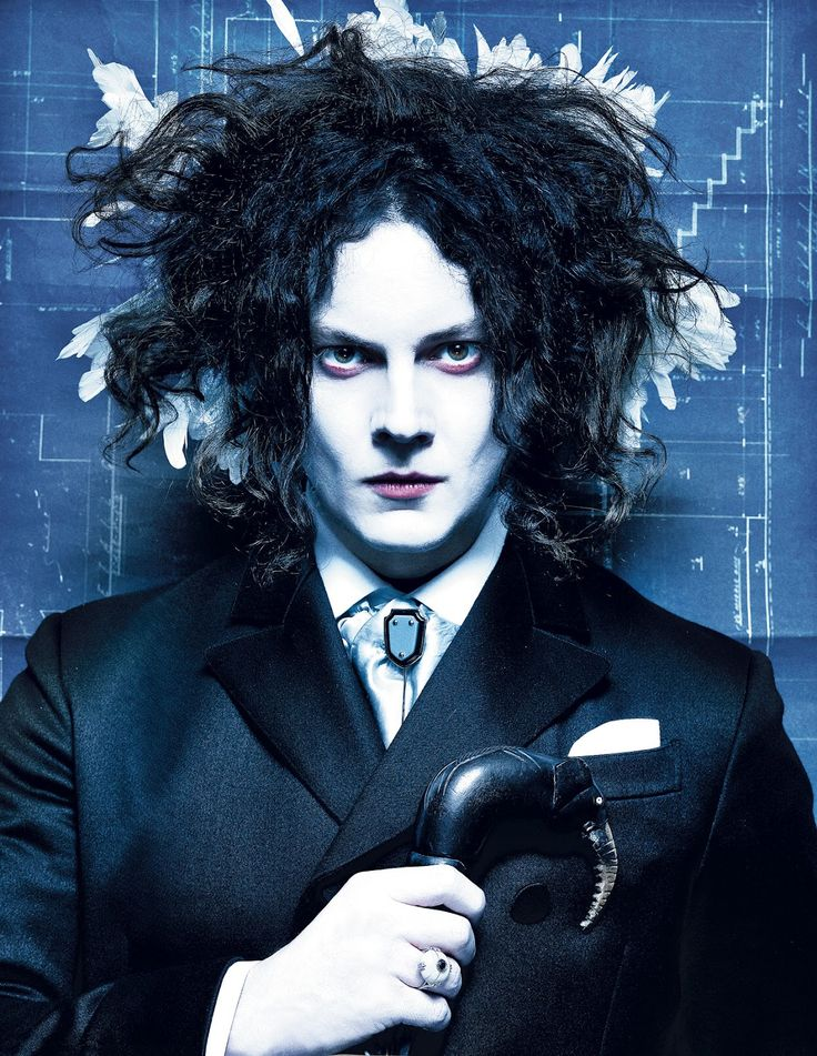 "Jack White súper rocker (guapo) en ""Freedom at 21"". - We ..."