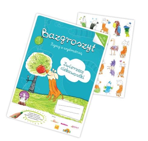 Bazgroszyt Zwierzaki http://www.bazgroszyt.pl/sklep/produkty/bazgroszyt-zwierzaki-166