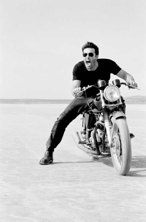 Ben Affleck by Herb Ritts