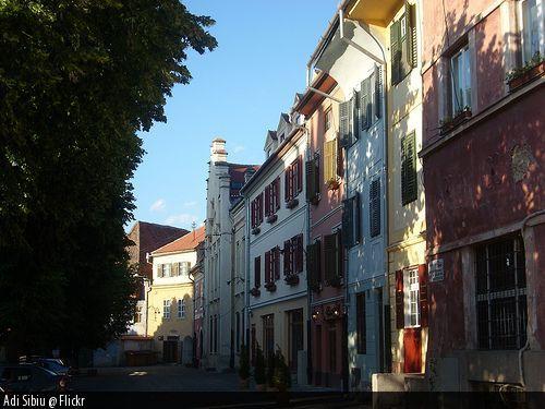 Piata Huet - Sibiu